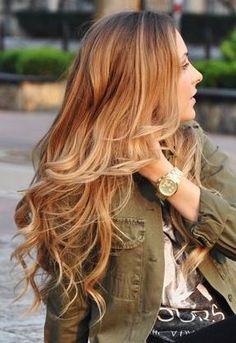 corte de cabelo feminino 2014 longo - Pesquisa Google
