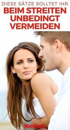 Es reicht! Es gibt Sätze, mit denen beenden Sie die Beziehung sofort. Wie Sie richtig streiten und welche Sätze Sie im Streit besser nie sagen Love Is All, Love Life, Stress, Couple Photos, Health, Flirt, Drink, Communication, Cartoons