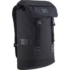 Burton Tinder Backpack One Size True Black Triple Ripstop -- For more information, visit image link.(This is an Amazon affiliate link and I receive a commission for the sales)