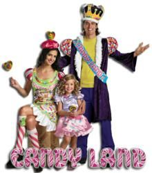 Candyland Costumes Create Quite the Sweet Tooth at TotallyCostumes.com