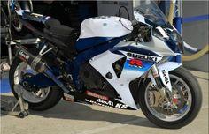 Suzuki GSXR 1000 2010