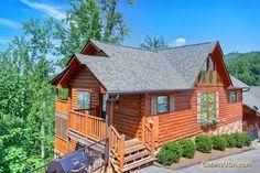 A Peaceful Easy Feeling Dollywood Cabin Hidden Springs