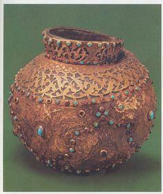 Samelgro, modern day colchis, ancient vase