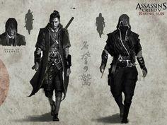 Assassin's Creed Rising Sun