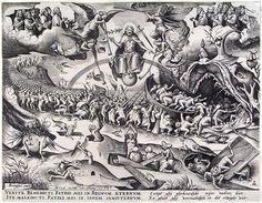 Last Judgment  - Pieter Bruegel the Elder