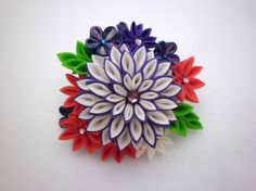 Hey, I found this really awesome Etsy listing at https://www.etsy.com/listing/210121895/colorful-chrysanthemum-bouquet-purple