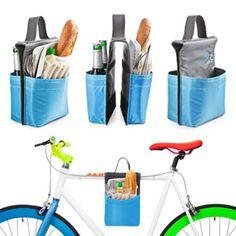 Picnic for 2 - Fahrradtasche