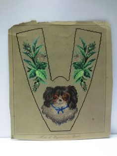 http://www.ebay.com/itm/ANTIQUE-BERLIN-HAND-PAINTED-WOOL-WORK-EMBROIDERY-TAPESTRY-PATTERN-DOG-…