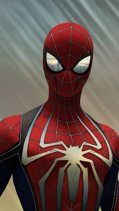 Spider-man, concept art, superhero, 720x1280 wallpaper