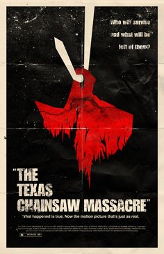 The Texas Chainsaw Massacre, reimagined by Adam Rabalais.