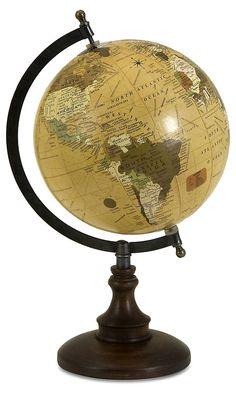 One Kings Lane - Captain's Quarters - Windsor Globe