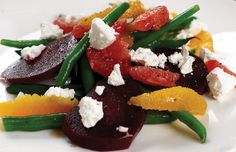 Beetroot and citrus salad - Healthy summer salads - Women's Health & Fitness