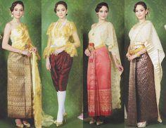 thai culture dress!