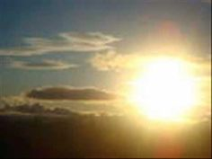 This is Maranatha Singers:  Create In Me A Clean Heart.  I used pictures mostly of the sky and the sun that I took.