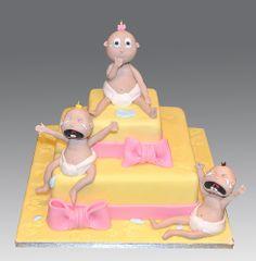 Crying Babies Cake