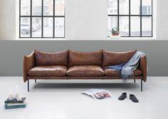 Andreas Engesvik applies simple geometries to Fogia furniture