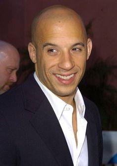 Vin Diesel... mmmmmmm:)
