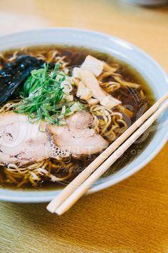 A bowl of Ramen noodles, Japan. by tpickard | Stocksy United
