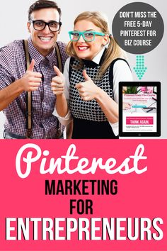 Struggling to attract leads and clients for your business? Pinterest has ENORMOUS potential to become the most powerful marketing machine that your business has ever known! Click through to learn how to drive traffic, leads, and clients while you sleep, through the power of Pinterest, plus don't miss signing up for the free 5-Day Pinterest for Biz eCourse!