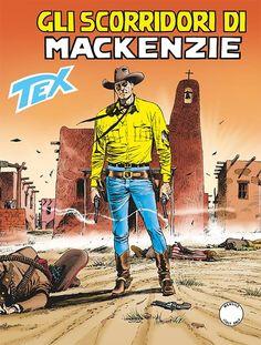 A capa de Tex nº 670