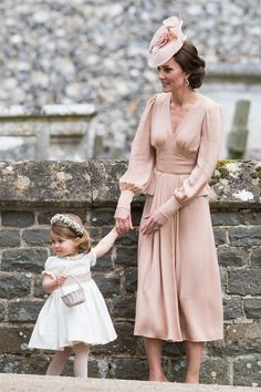 Best Royal Family Moments in 2017 Princess Charlotte as flower girl for Pippa Middleton's wedding.
