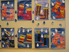 Sataa, sataa ropisee… tarvitaan kumppareita :) – DIY World 4 Kids, Art For Kids, Crafts For Kids, Arts And Crafts, Colour Board, Work Inspiration, Activities For Kids, Origami, Diy Home Decor