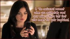 Awkward Pretty Little Liars Moments #11