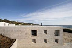 House of the Infinite by Alberto Campo Baeza in Cádiz, Spain