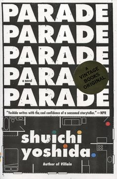 Buy Parade by Philip Gabriel, Shuichi Yoshida and Read this Book on Kobo's Free Apps. Discover Kobo's Vast Collection of Ebooks and Audiobooks Today - Over 4 Million Titles! Great Books, New Books, Books To Read, Gabriel, Travel Literature, Summer Books, Literary Fiction, Penguin Random House, Library Card