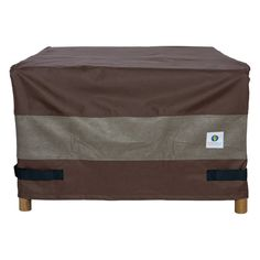 Duck Covers Ultimate Square Fire Pit Cover - UFPS5050
