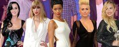 Los MTV Video Music Awards reunieron sobre la alfombra roja a multitud de famosos. ¡No te pierdas sus modelitos!