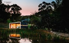 12 Of The World's Most Jaw-Dropping Remote Hideaways | THE PUMP HOUSE, BY BRANCH STUDIO ARCHITECTS, VICTORIA, AUSTRALIA