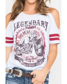 258fd7678 Ride Or Die Born To Be Wild Biker T-Shirt | Cool Biker Clothing ...