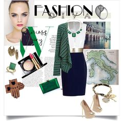 """""""Get the Look: Italian Style"""" by judysingley-polyvore on Polyvore"""