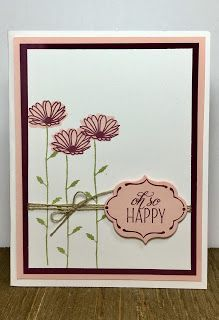 The NEW Stampin' Up! Catalog Starts TODAY!