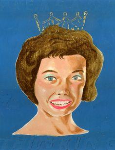 Martha Rich painting