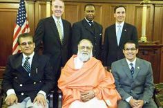 Swamiji receives biggest honour in New York || Image Source: http://timesofindia.indiatimes.com/life-style/people/Swamiji-receives-biggest-honour-in-New-York/articleshow/10752777.cms
