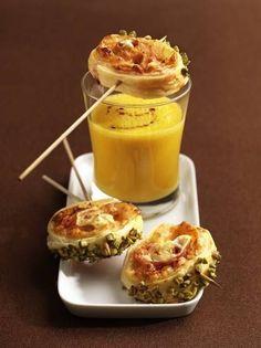 Romige+pompoensoep+met+knapperige+deeglolly