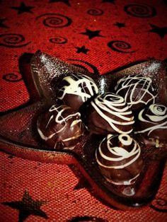 Arašídové kuličky v čokoládě Homemade, Home Made, Hand Made