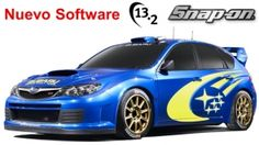 Recambios Frain - Actualización 13.2 Ahora con Subaru #snapon