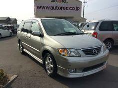 Japanese vehicles to the world: Mazda MPV sold to Uganda