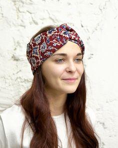 Un headband bohème – Les Coupons de Saint Pierre