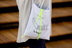 la kagu :novelty bag