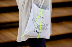 la kagu :novelty bag