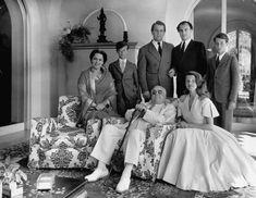 Mohammed Aga Khan III family