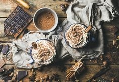 Spiked & Spicy Hot Chocolate - 16 Spiked Hot Chocolate Recipes for a Cold Winter's Night