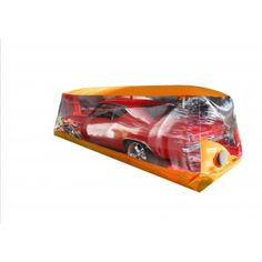 Indoor Evo Carcoon Car Bubble Size 2 Yellow (320 x 150cm)