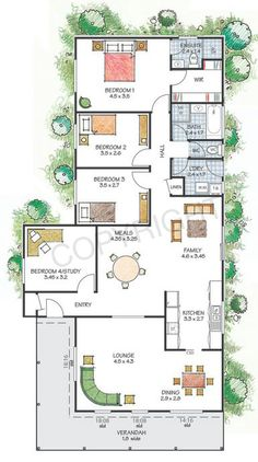 Two story townhouse floor plans narrow yahoo image for Owner builder house plans