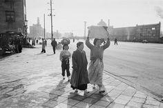 Seoul Station © Han Youngsoo - Seoul, Korea 1956-1963
