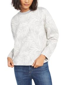 French Connection has your back when it comes to looking cool while staying warm in this printed sweatshirt with a classic crewneck. Sweatshirts Online, Printed Sweatshirts, French Connection Style, Casual Loafers, Baby Boy Gifts, Mens Sale, Grey Sweatshirt, Toys For Girls, Stay Warm